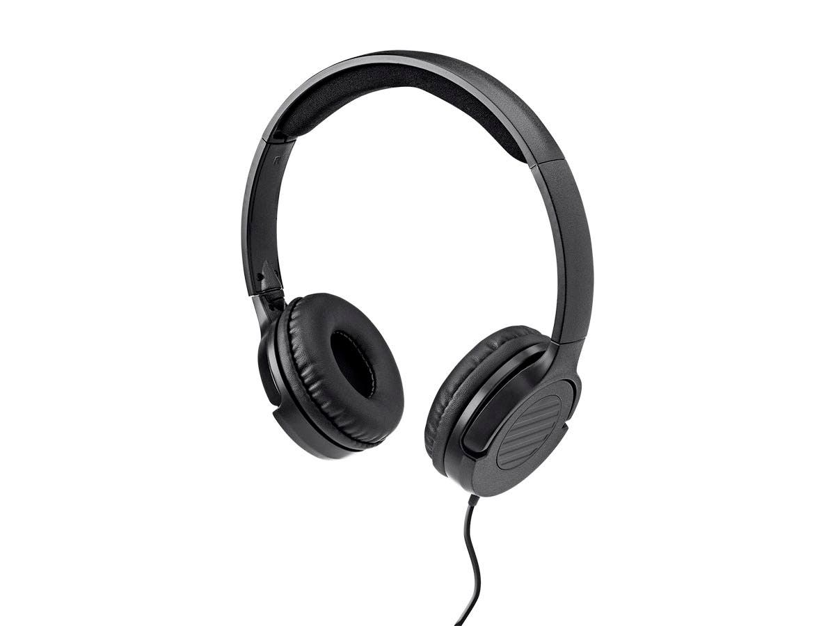 Hi-Fi Lightweight On-Ear Headphones-Large-Image-1