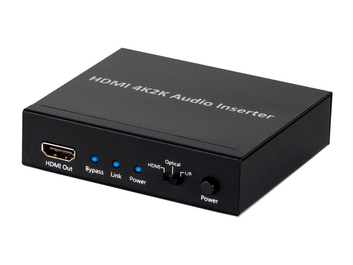 Monoprice Blackbird 4K Series HDMI Audio Inserter-Large-Image-1