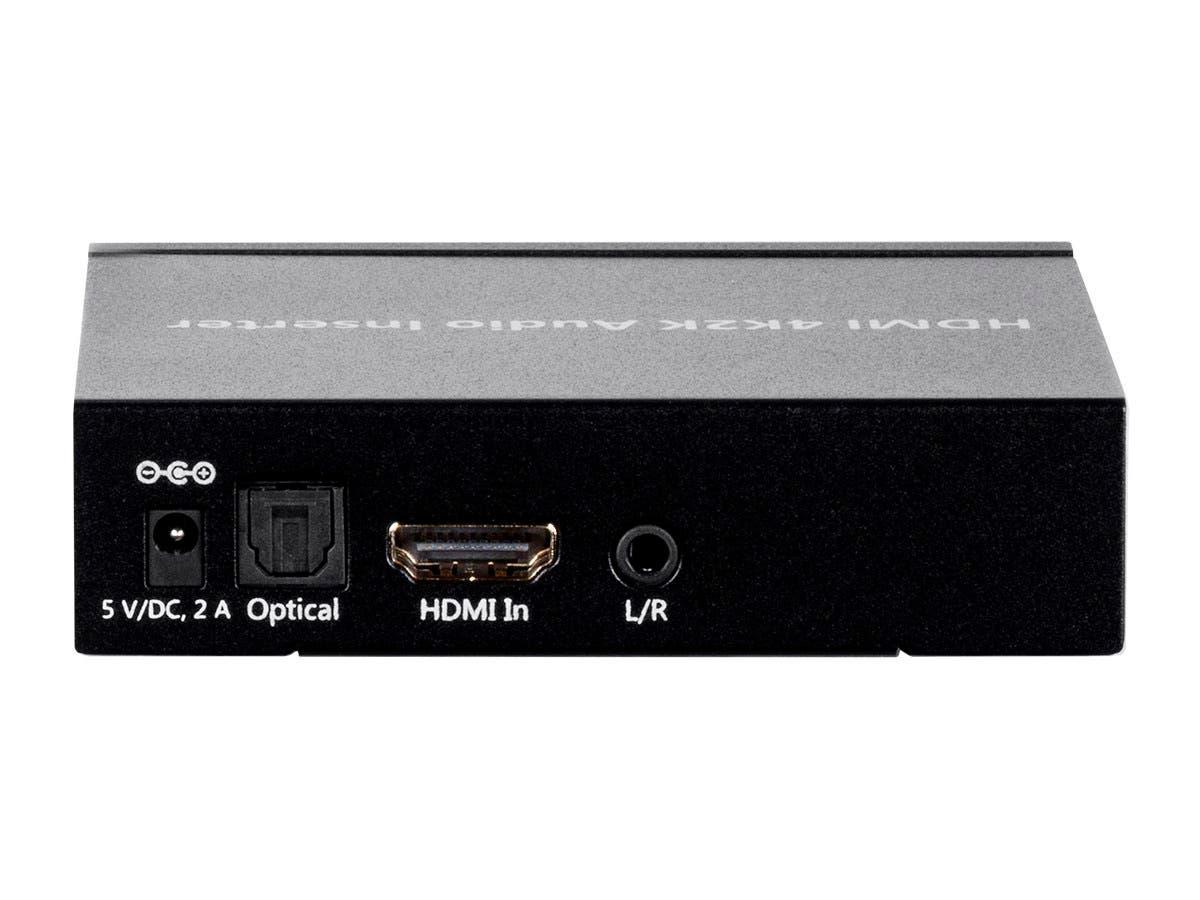Monoprice Blackbird 4K Series HDMI Audio Inserter