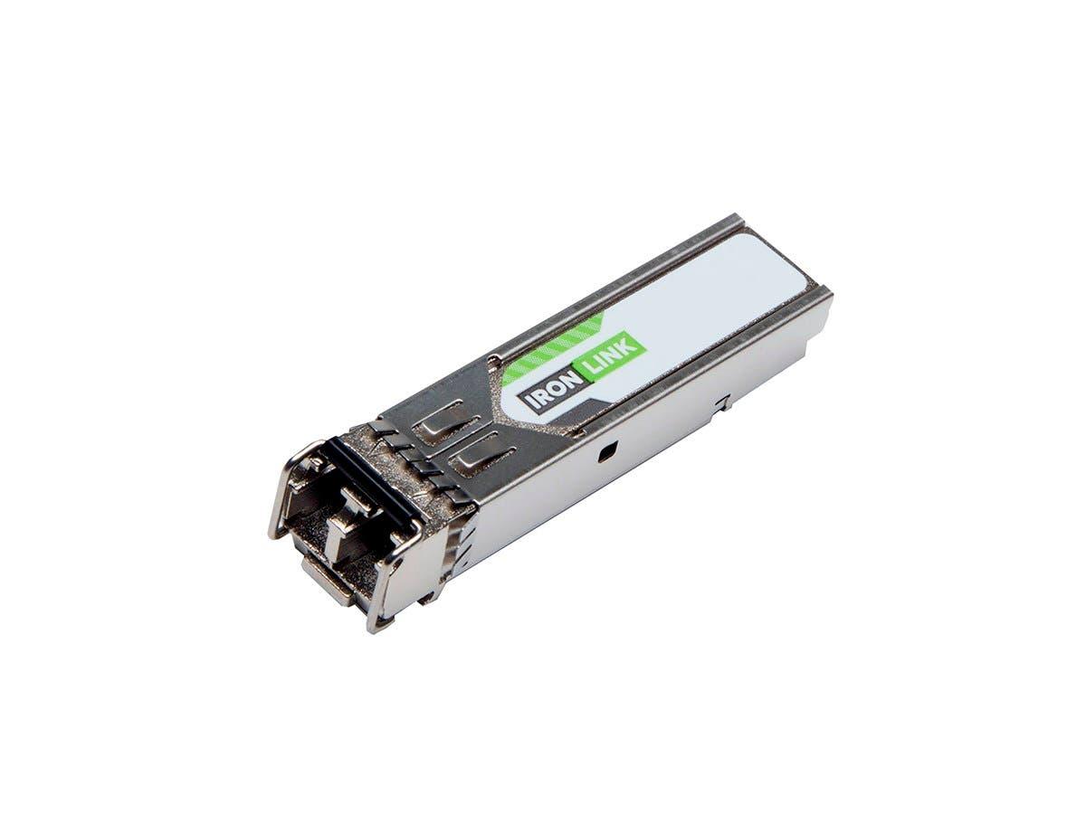 Monoprice Ironlink Juniper SRX-SFP-1GE-SX-IL Compatible Networks SFP (mini-GBIC) transceiver-Large-Image-1