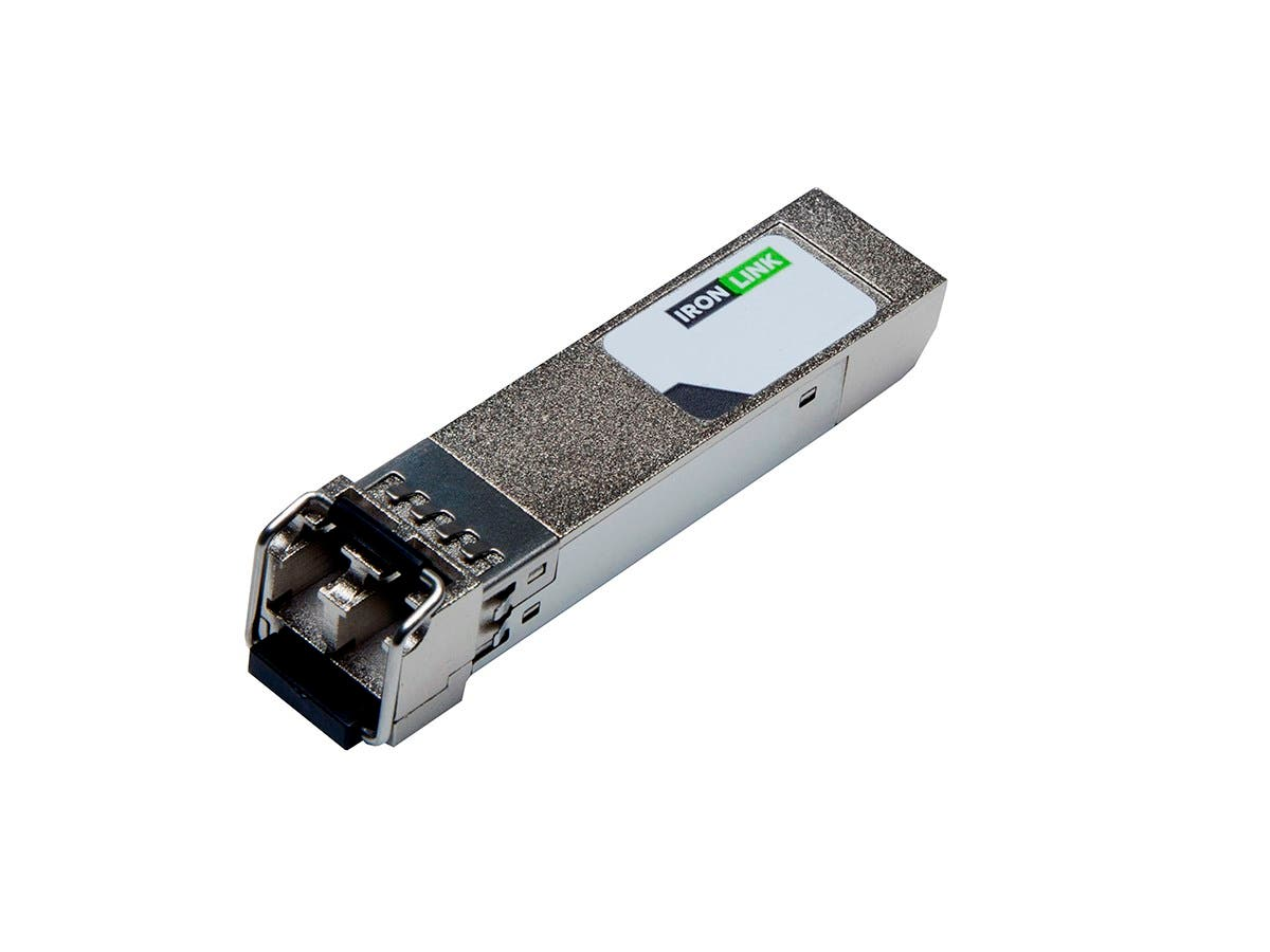 Monoprice Ironlink HP JD092B-IL Compatible X130 10G SFP+ LC SR XCVR MOD-Large-Image-1