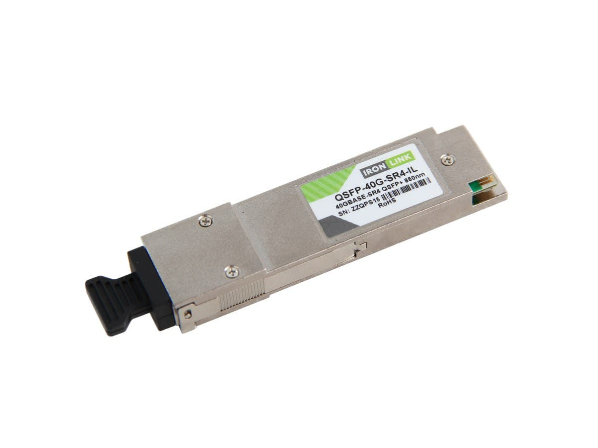 Ironlink Cisco QSFP-40G-SR4-IL Compatible 40GBASE-SR4 QSFP+ MOD FOR MMF