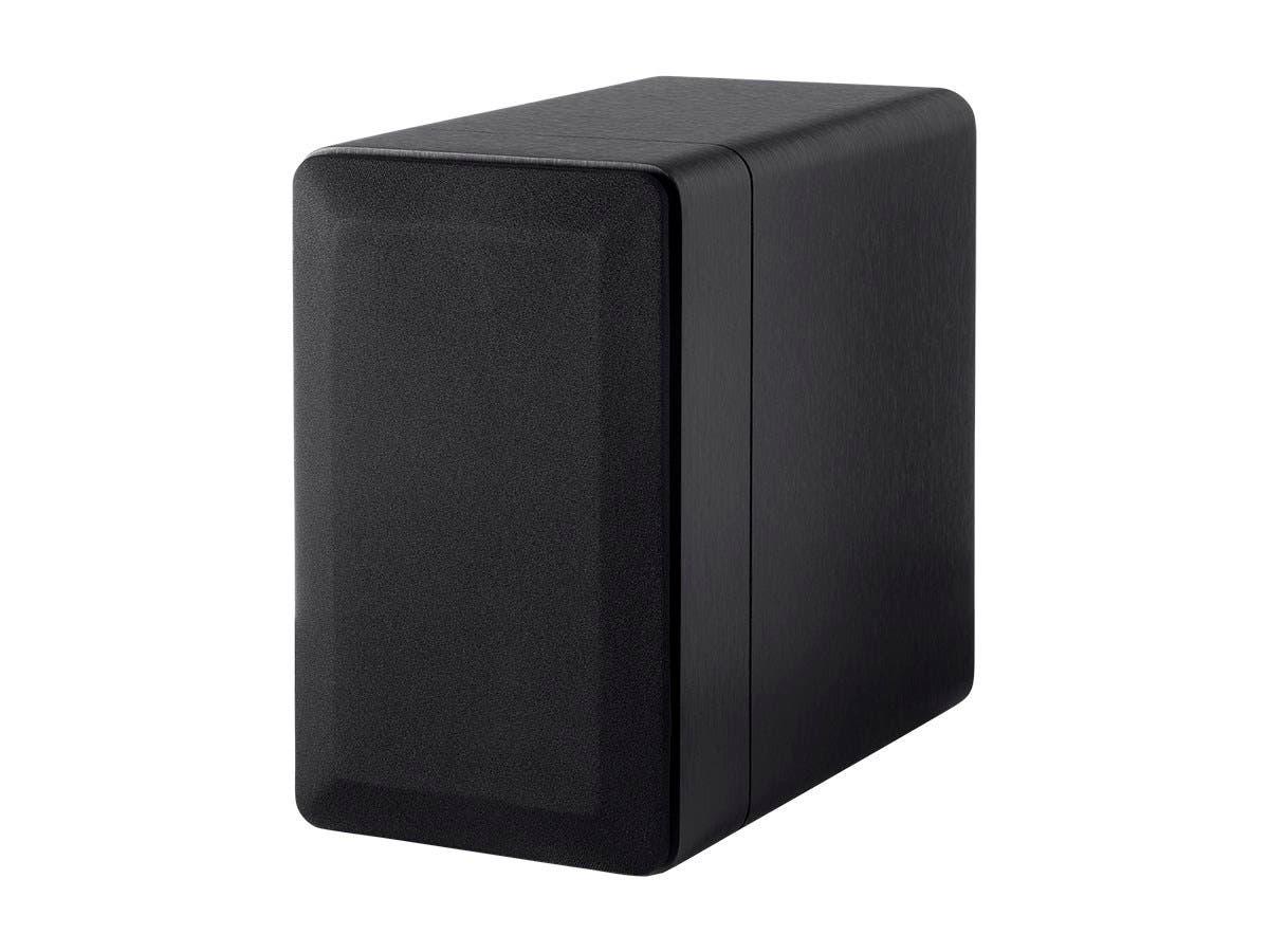 Select 5.25-Inch 2-Way Bookshelf Speakers (Pair), Black Finish