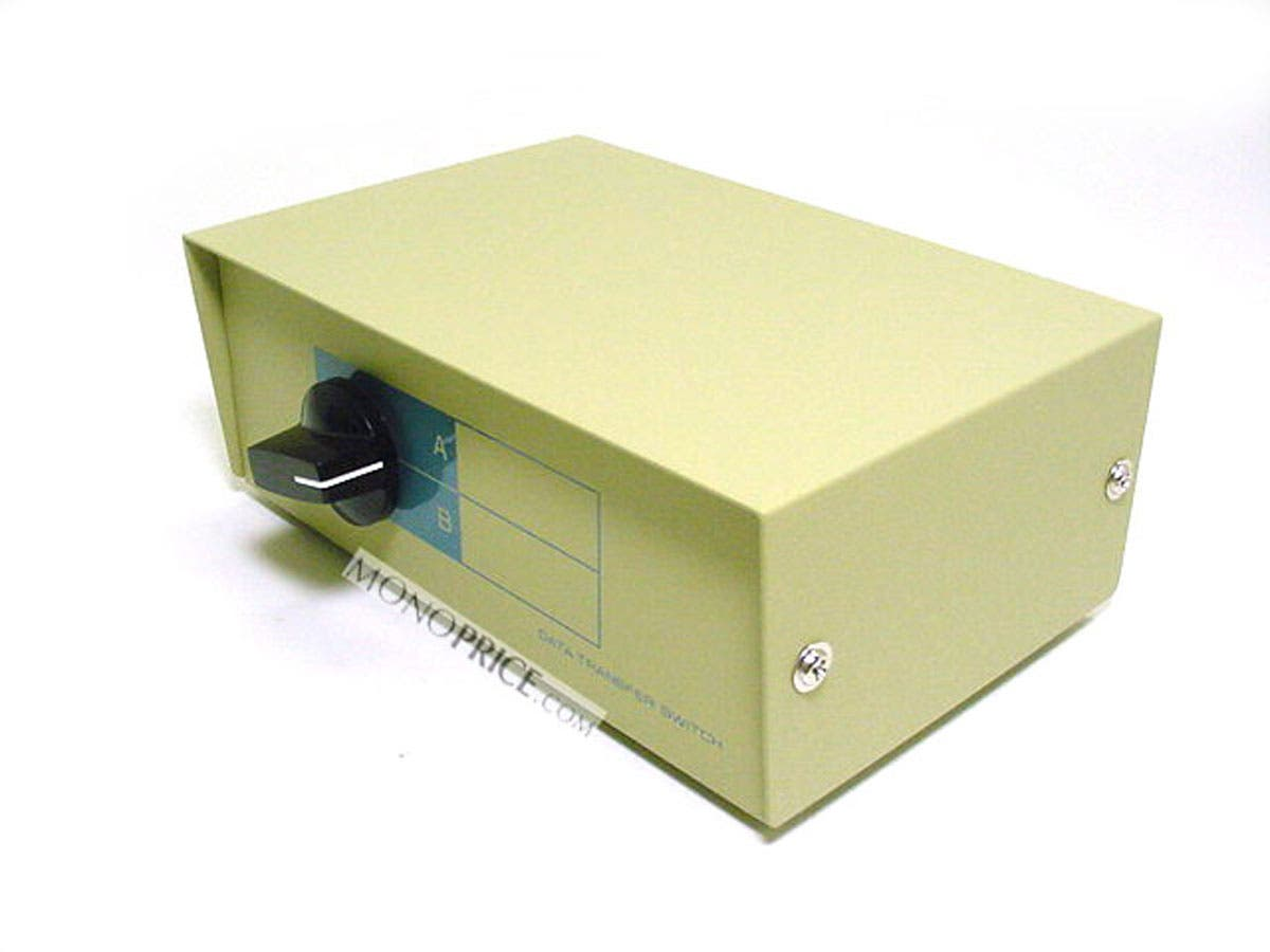 RJ45 AB 2Way, Switch Box