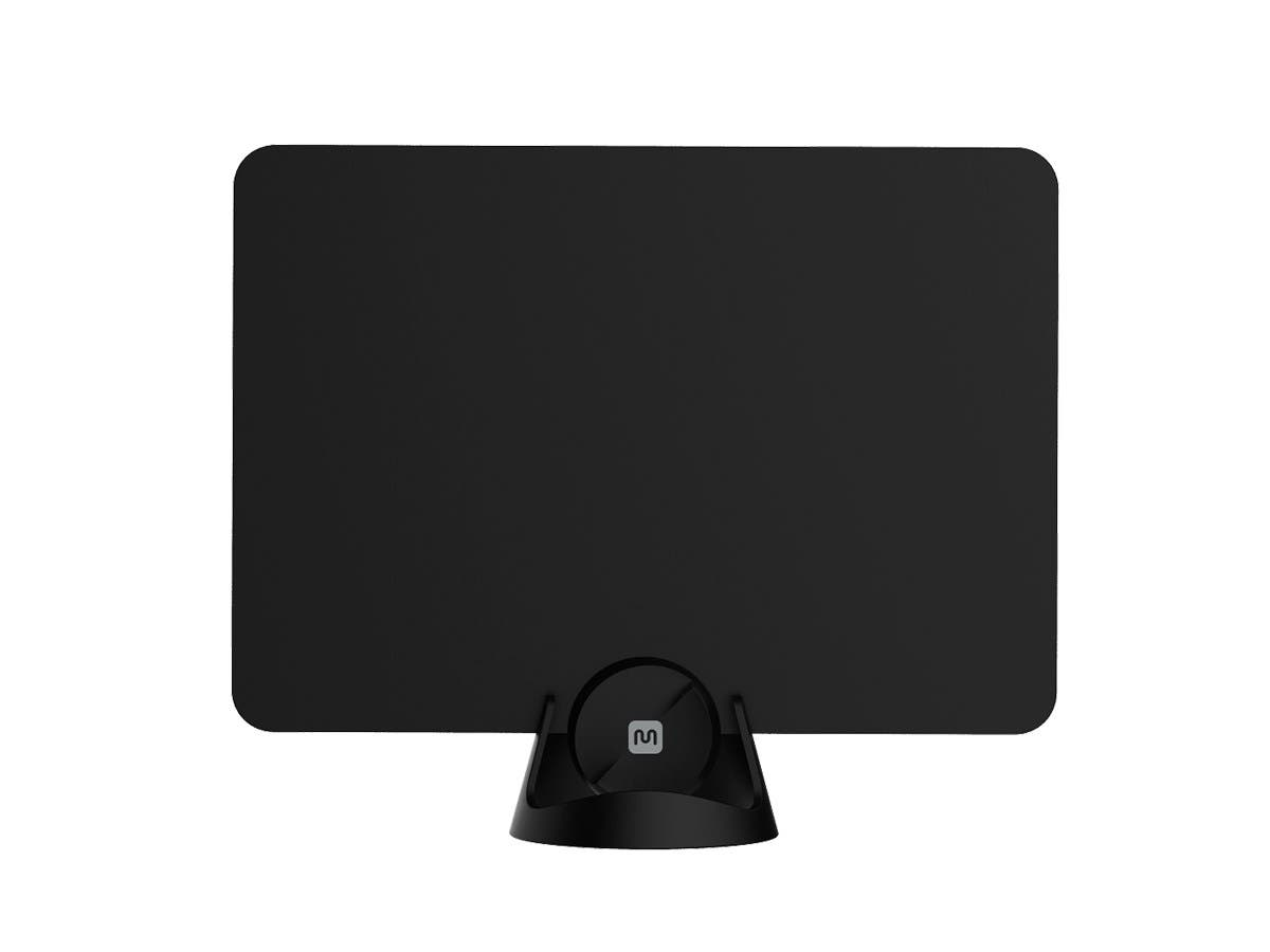 Monoprice Medium Paper Thin HDTV Antenna, 30 Mile Range-Large-Image-1