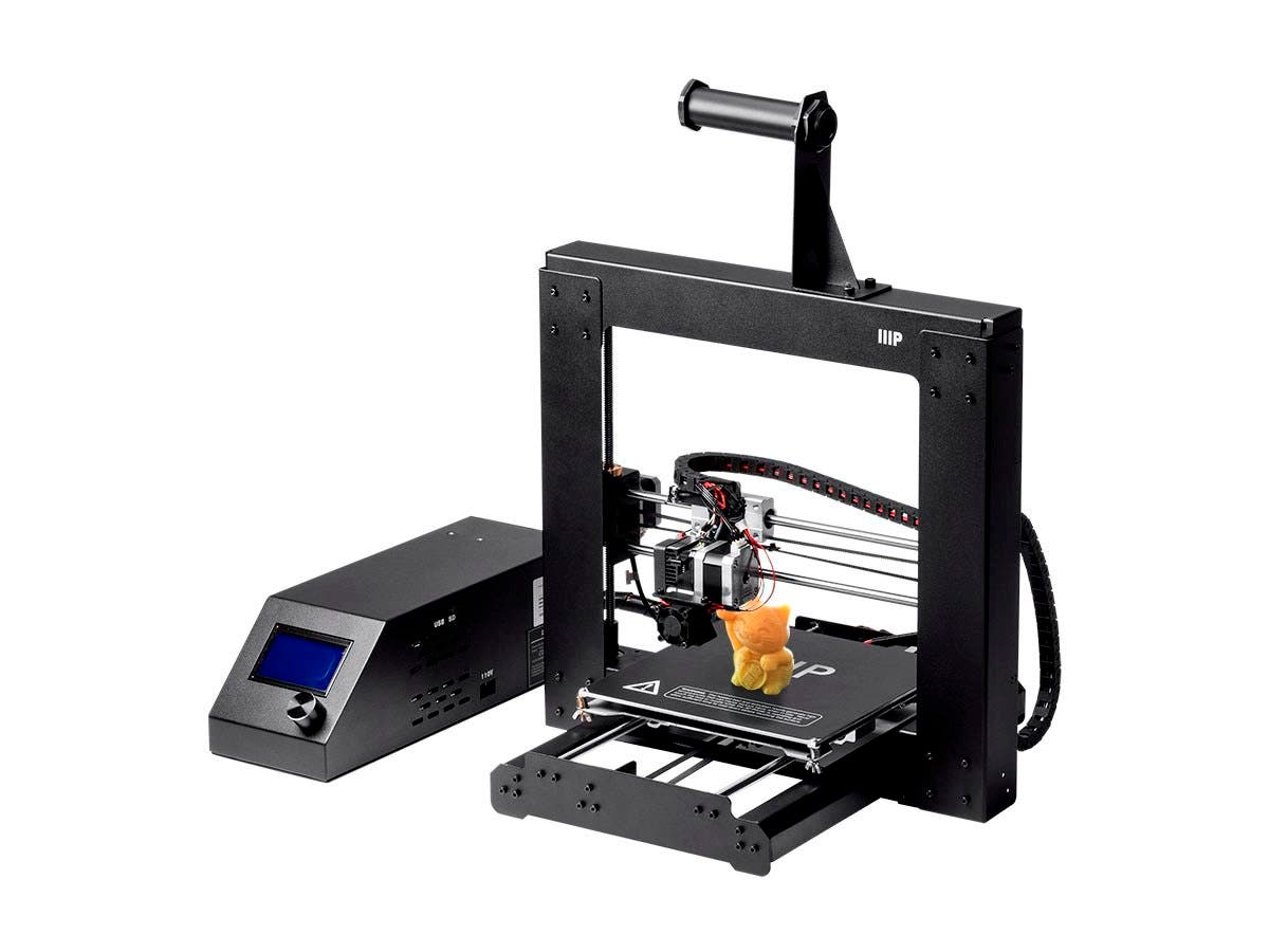 Monoprice Maker Select 3D Printer v2-Large-Image-1