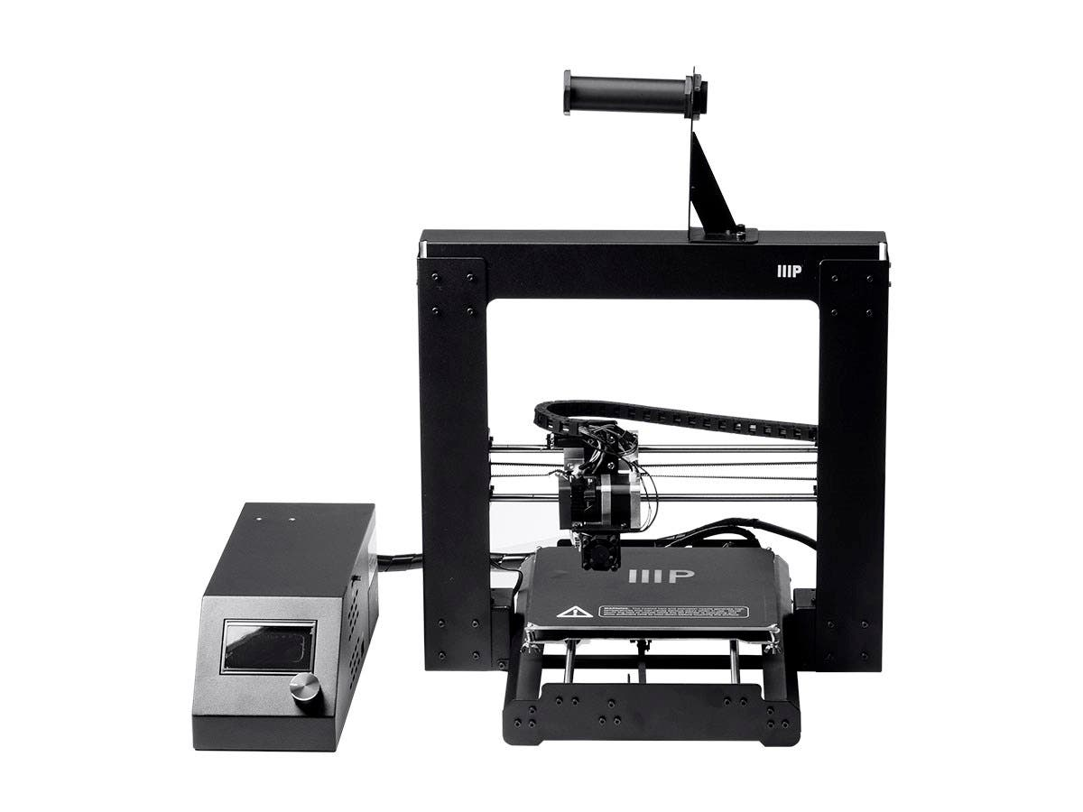 Monoprice Maker Select 3D Printer v2 - Monoprice com