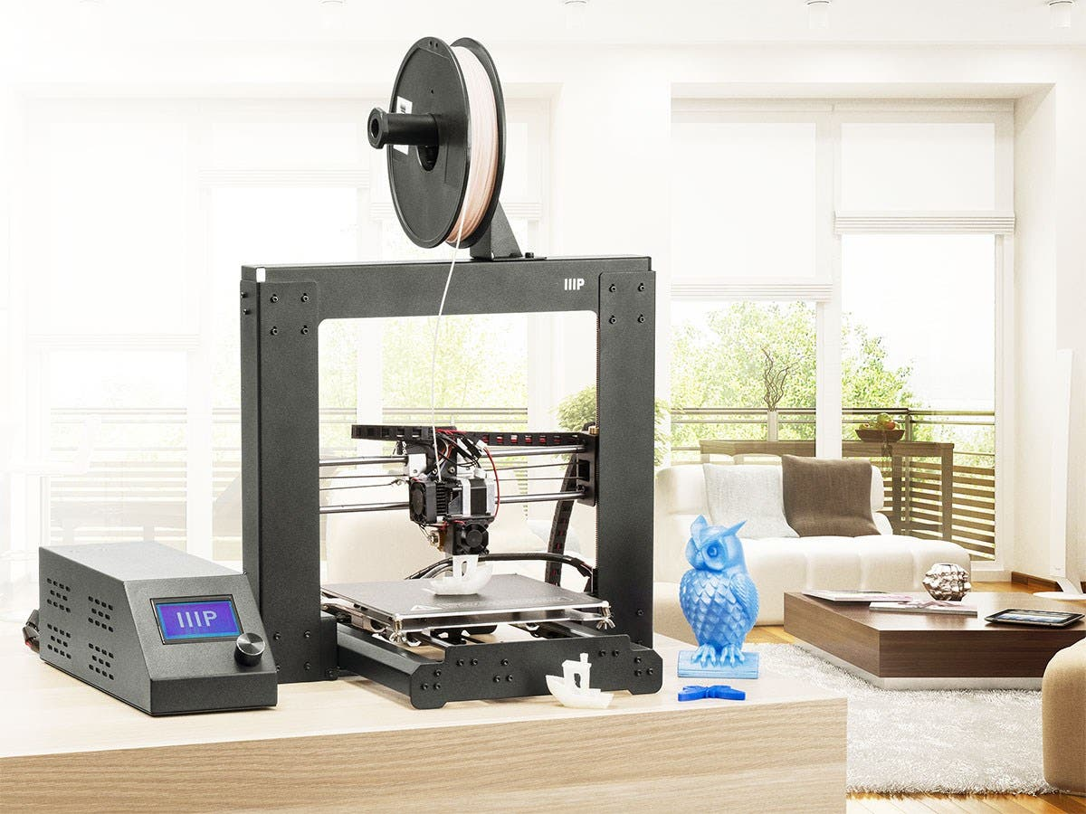 Monoprice Maker Select 3d Printer V2 To See Larger Image We Have Considerable Experience Repairing Share Facebook Twitter