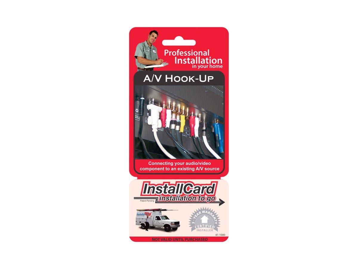 A/V Hook-Up Install-Large-Image-1