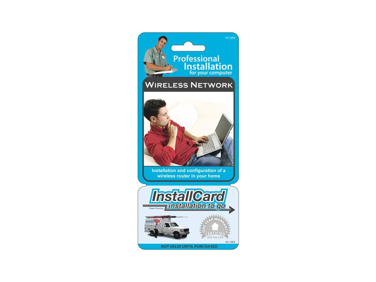 Wireless Network Installation