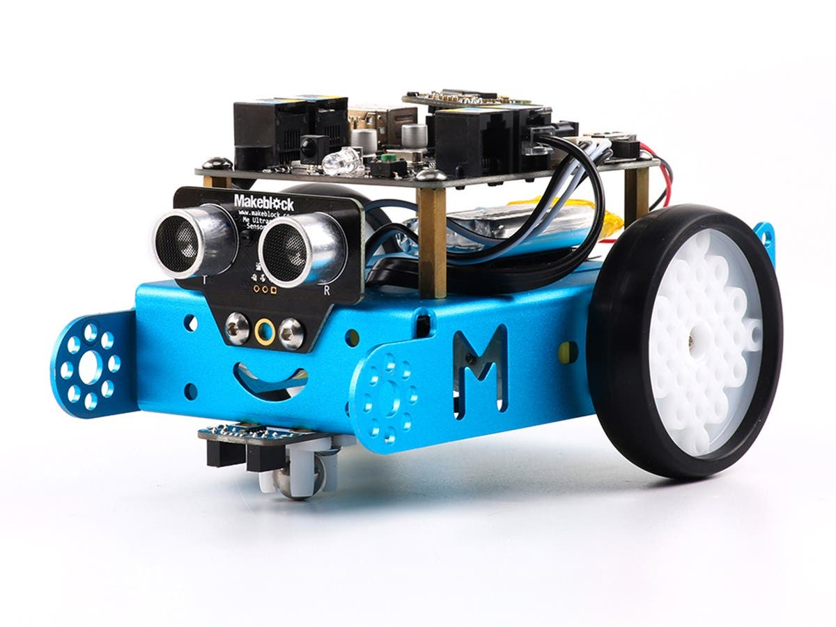 mBot Wi-Fi Version, Beginner-Large-Image-1