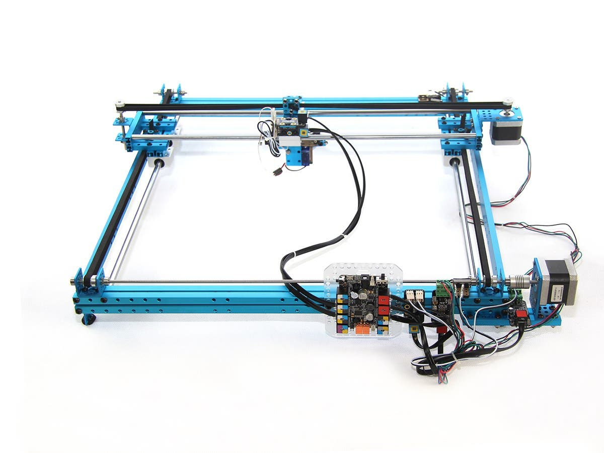 XY-Plotter Robot Kit V2.0, Advanced