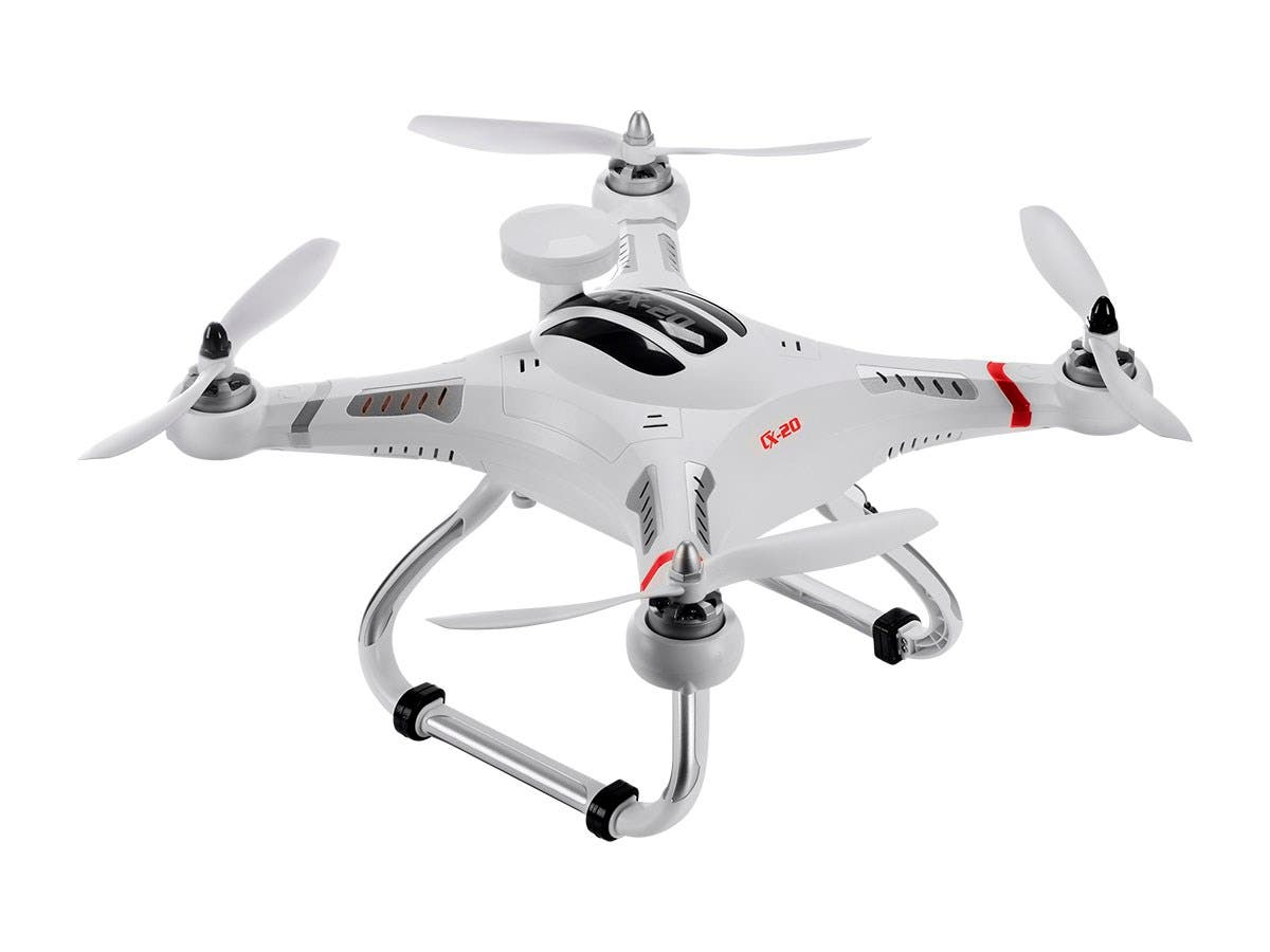 Cheerson CX-20 Ready to Fly Quadcopter Drone - Open Source - GPS - Auto Pathfinder-Large-Image-1