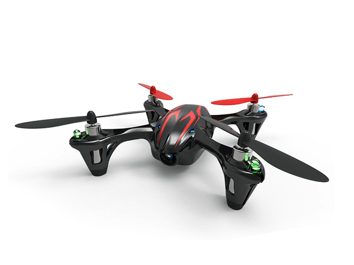 Hubsan H107C X4 Mini Quadcopter Drone Camera Version With