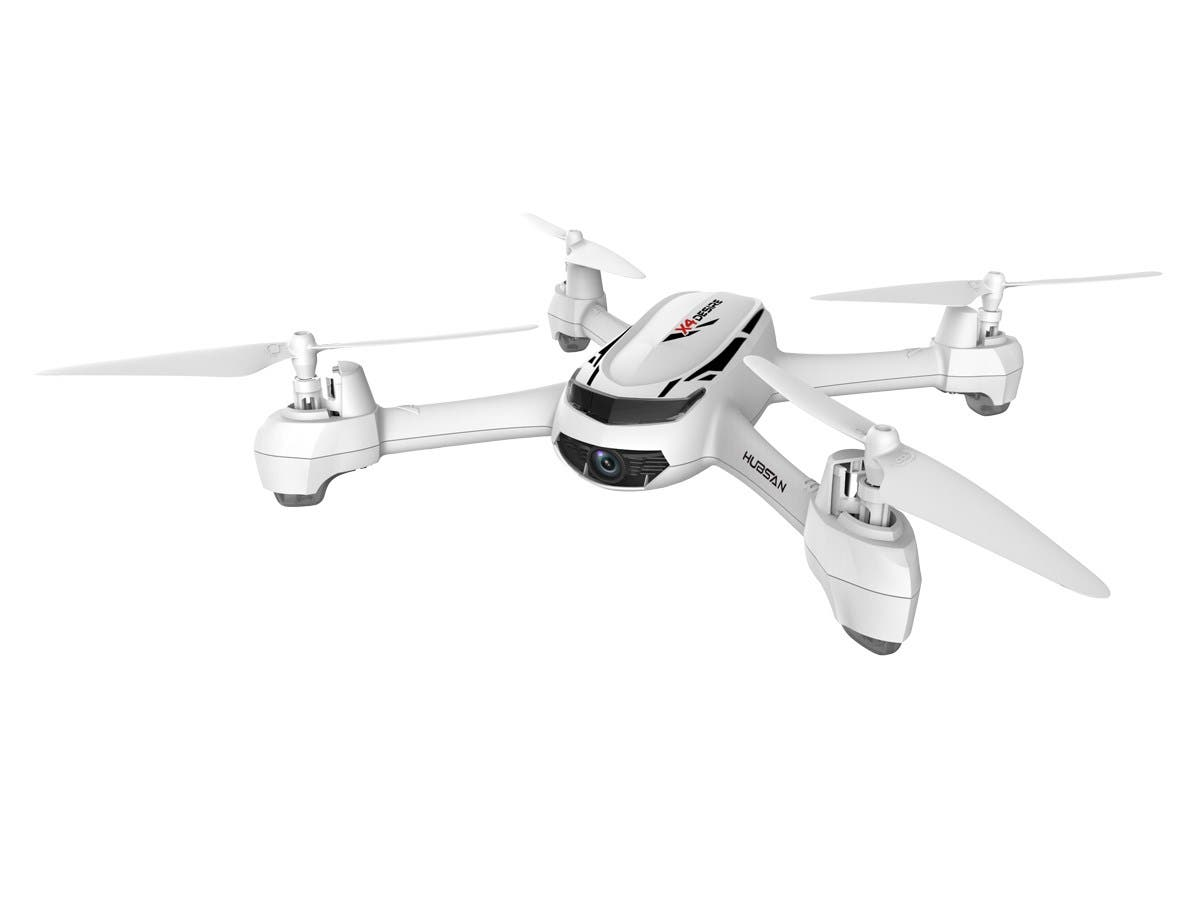 Husban H502S FPV Mini Auto Follow Quadcopter Drone-Large-Image-1