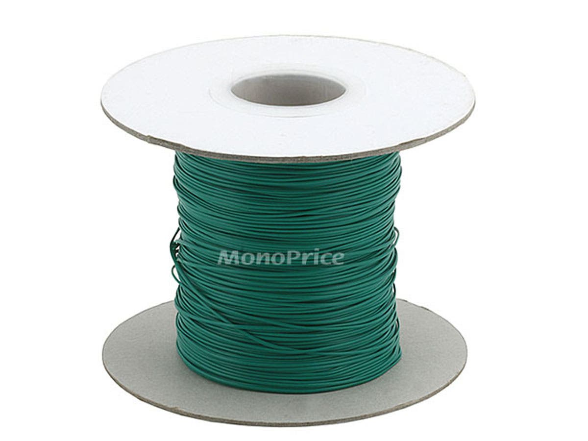 Wire Cable Tie 290M/Reel - Green