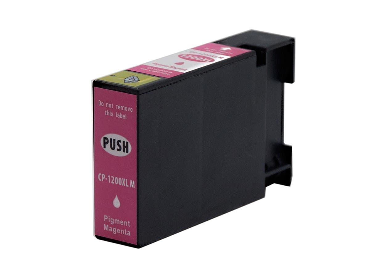 MPI Compatible Canon Maxify PGI-1200 XLM Inkjet-Magenta (High Capacity)