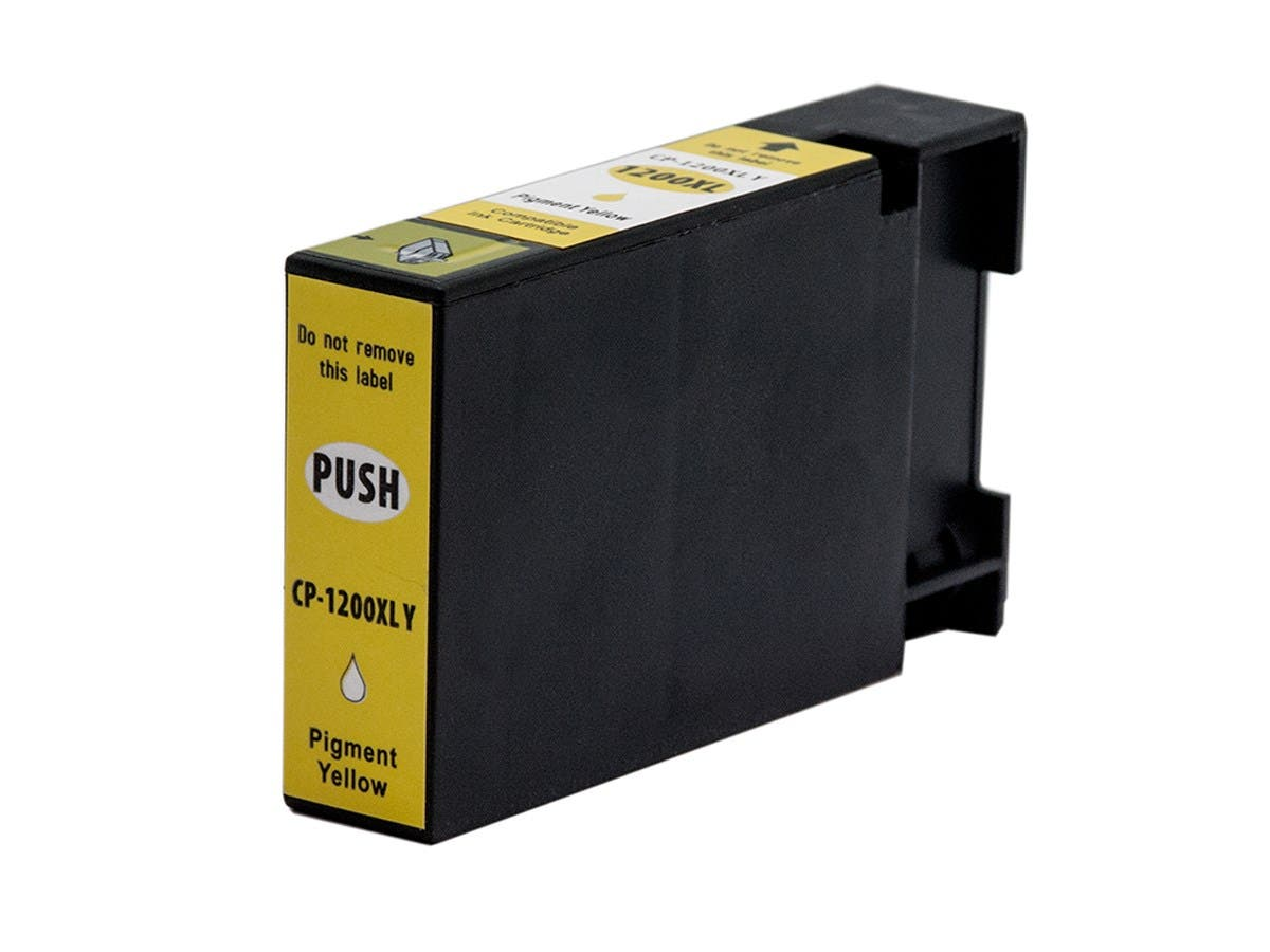 MPI Compatible Canon Maxify PGI-1200 XLY Inkjet-Yellow (High Capacity)