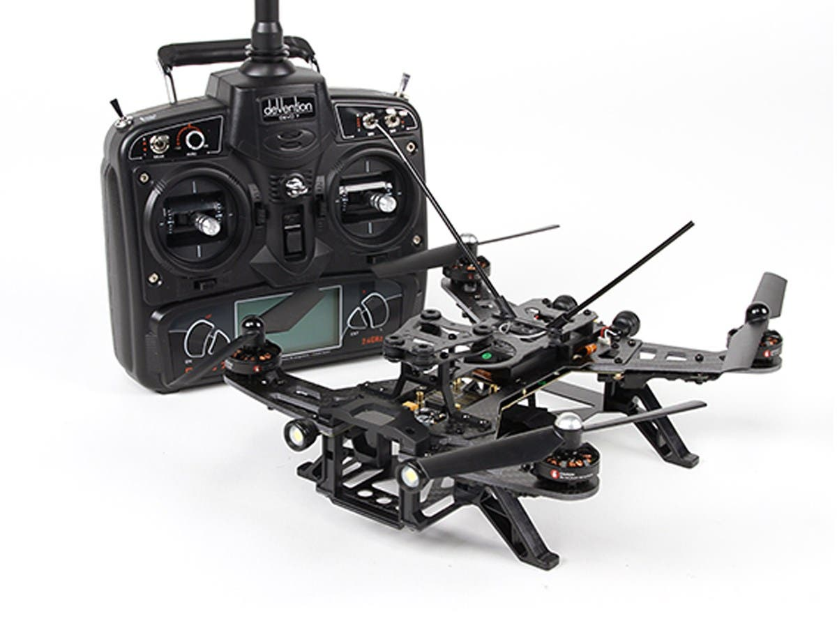 Walkera Runner 250  Racing Quadcopter Drone - *NO CAMERA* Basic 1 Kit Ready to Fly * UPDATED version *