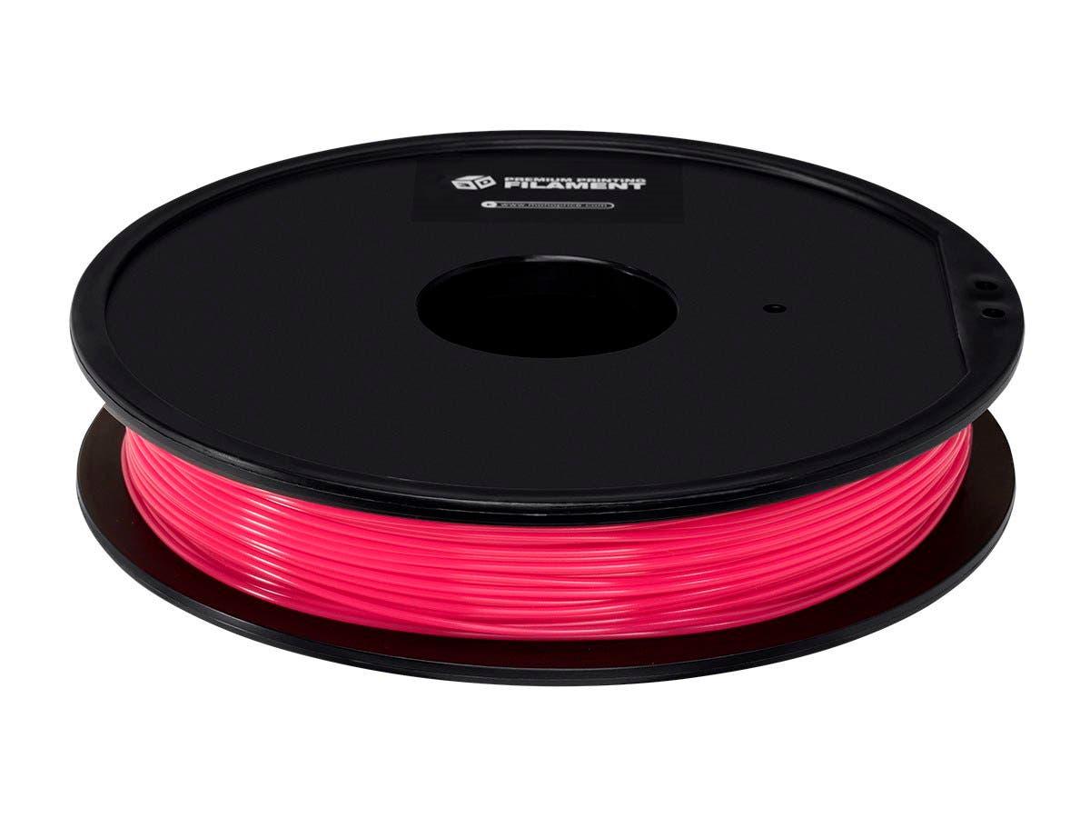 Monoprice Premium 3D Printer Filament PLA 1.75mm 0.5kg/spool, Magenta-Large-Image-1