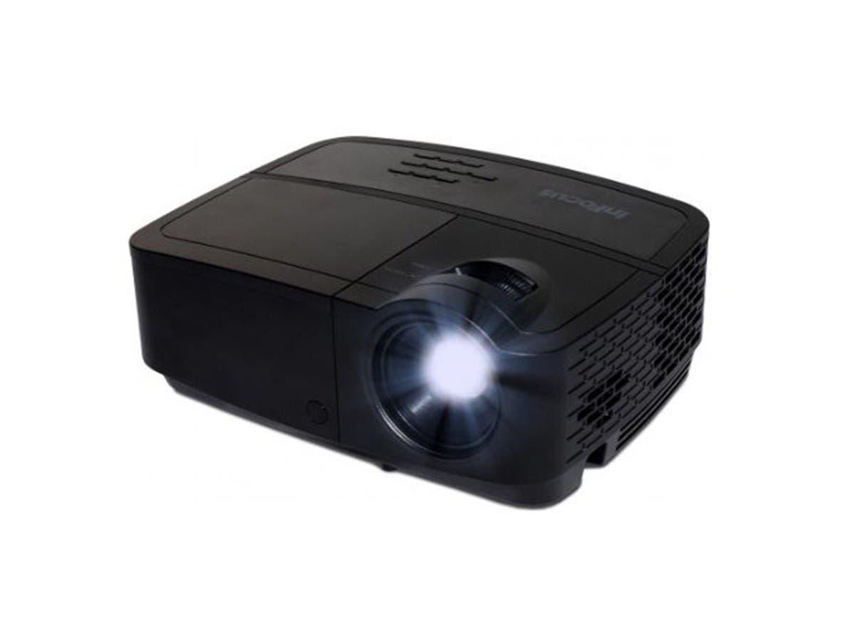 InFocus IN2124A XGA 3D DLP Projector