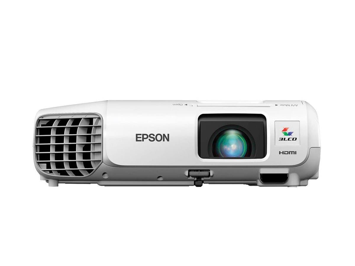 Epson V11H688020 PowerLite 97H 2700 Lumen XGA 3LCD Multimedia Projector