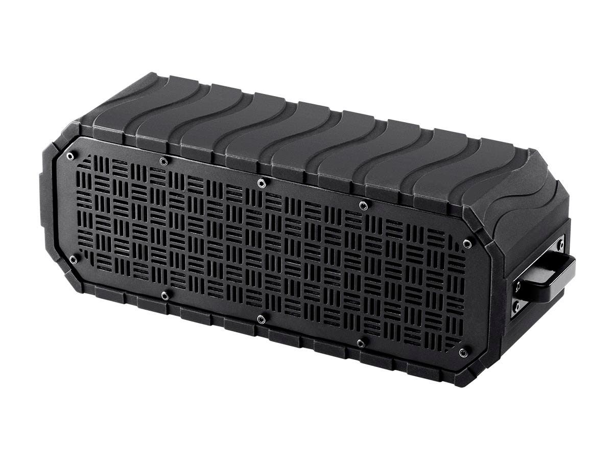 Monoprice Deep Blue 10 Waterproof Bluetooth Speaker (IPx6)-Large-Image-1