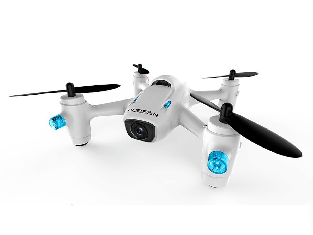 Hubsan X4 Plus H107C+ - Extended flight time and 720p Camera-Large-Image-1