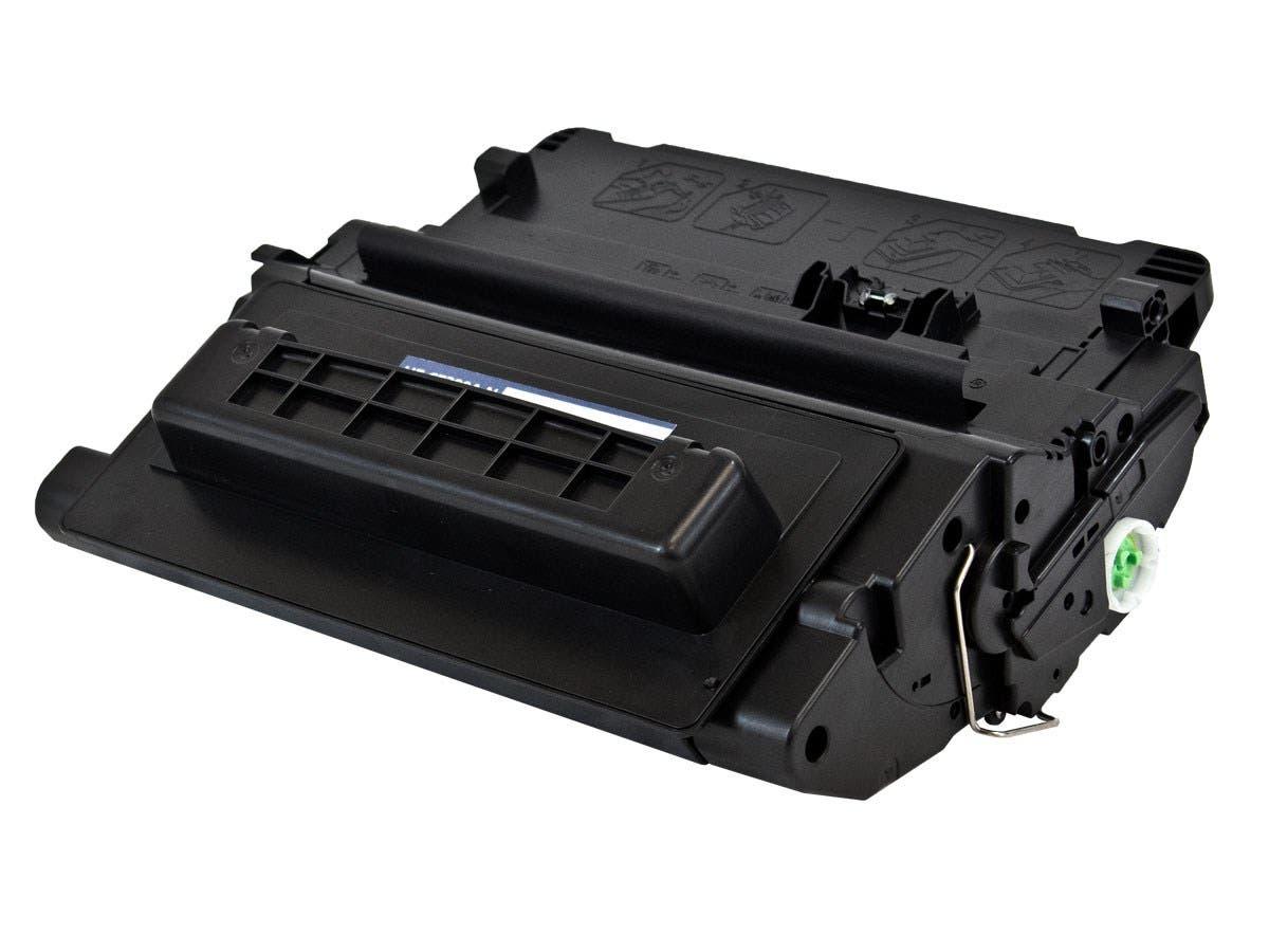 Monoprice Compatible HP CE390A M4555 Toner - Black-Large-Image-1