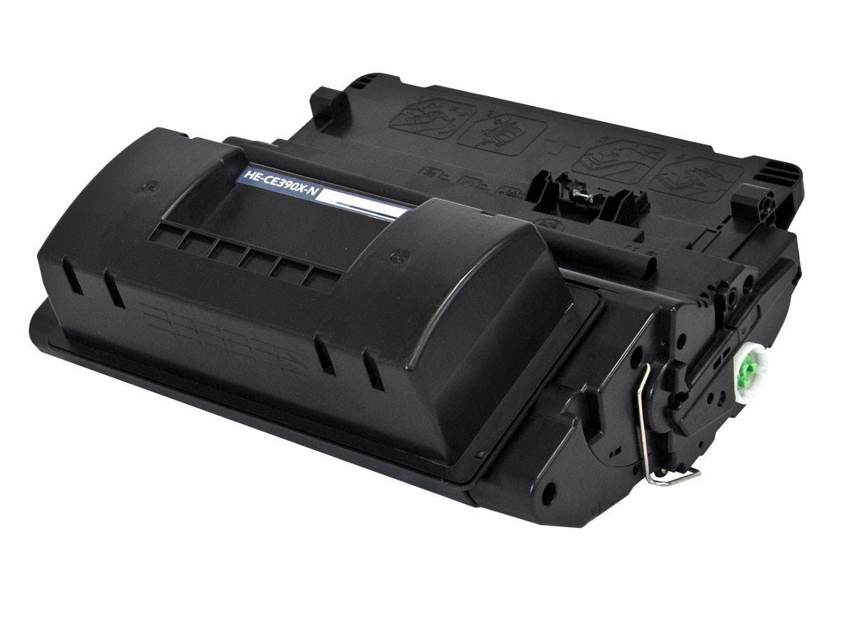 Compatible HP CE390X M4555 High Yield Toner - Black