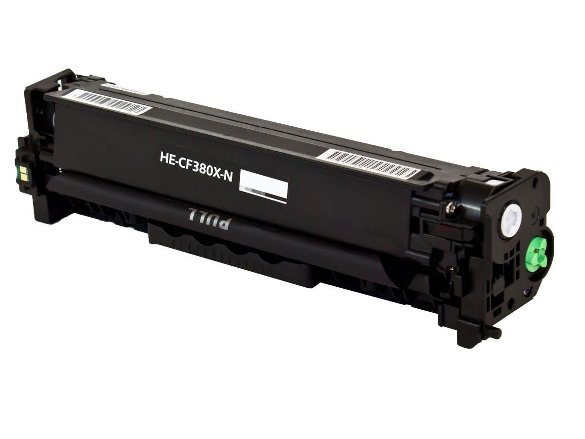 Compatible HP CF380X Toner - Black-Large-Image-1