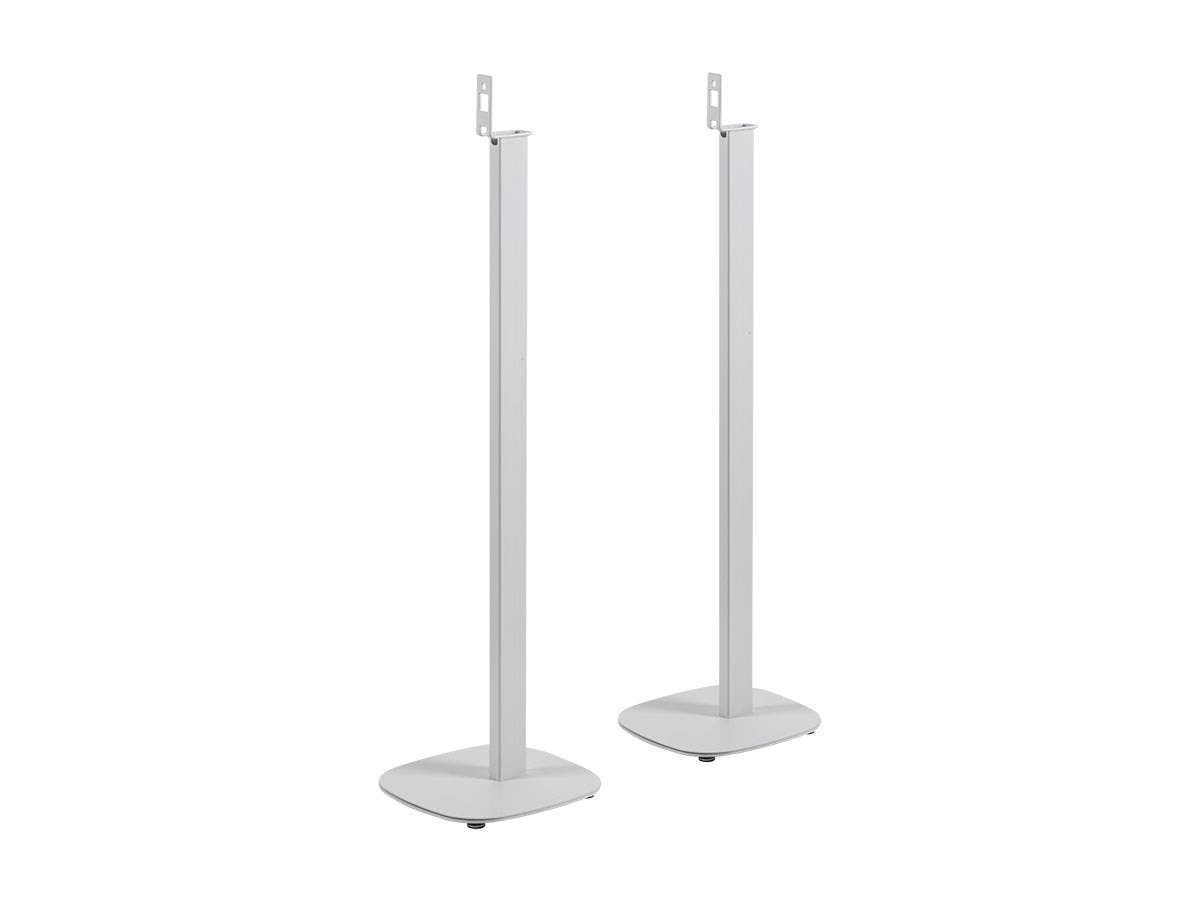 Monoprice Floor Speaker Stand for Sonos PLAY:1 White-Large-Image-1