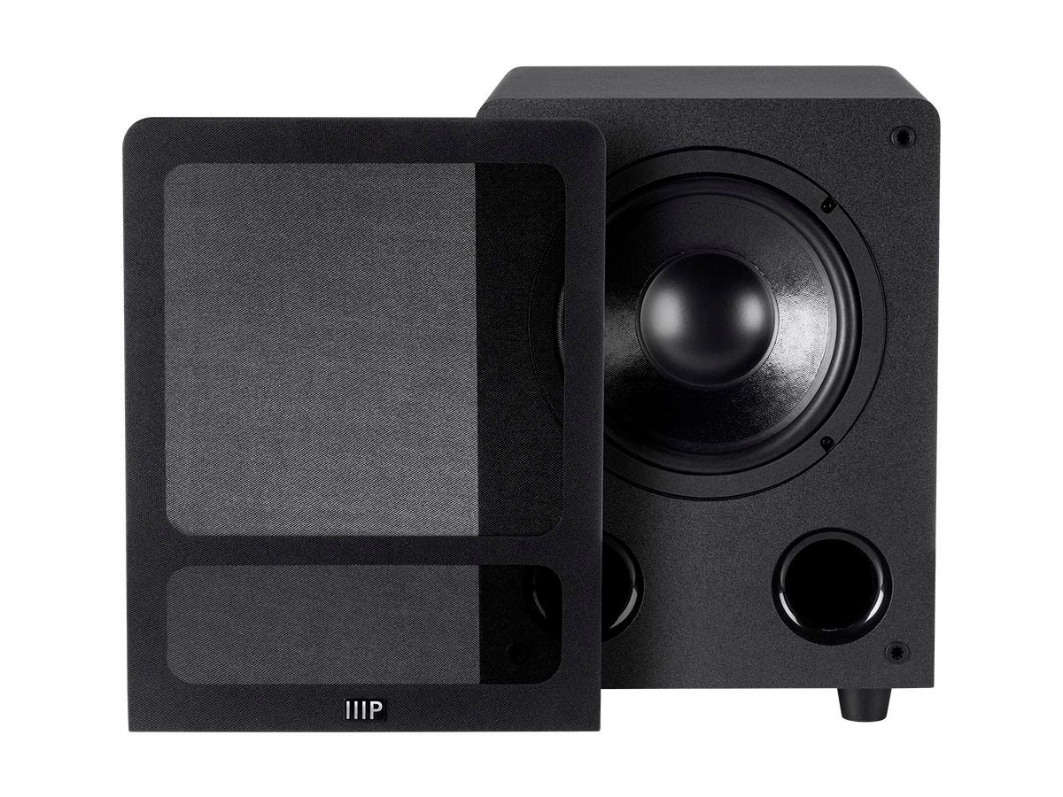 Monoprice Premium Select 8-inch 200-Watt Subwoofer-Small-Image-2