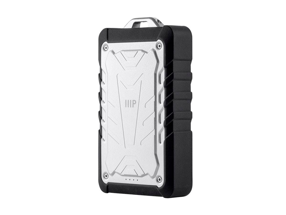 IP65 Rugged Power Bank 10050mAh Lithium-ion Cell