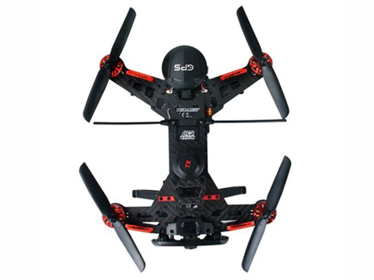 Walkera Gps 1080p Advance Runner 250 Quadcopter Drone Fpv Ready To Fly Kit