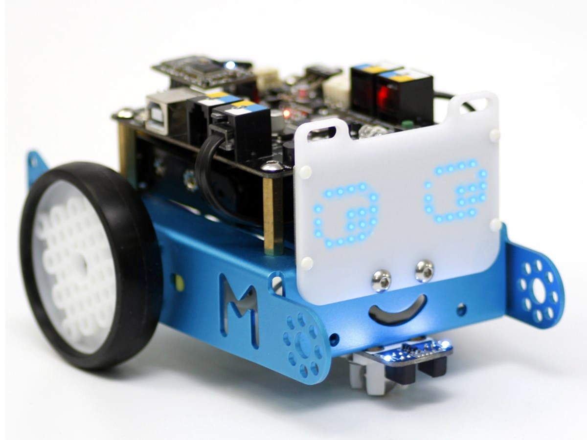 Me LED Matrix 8x16 Accessory for mBot-Large-Image-1