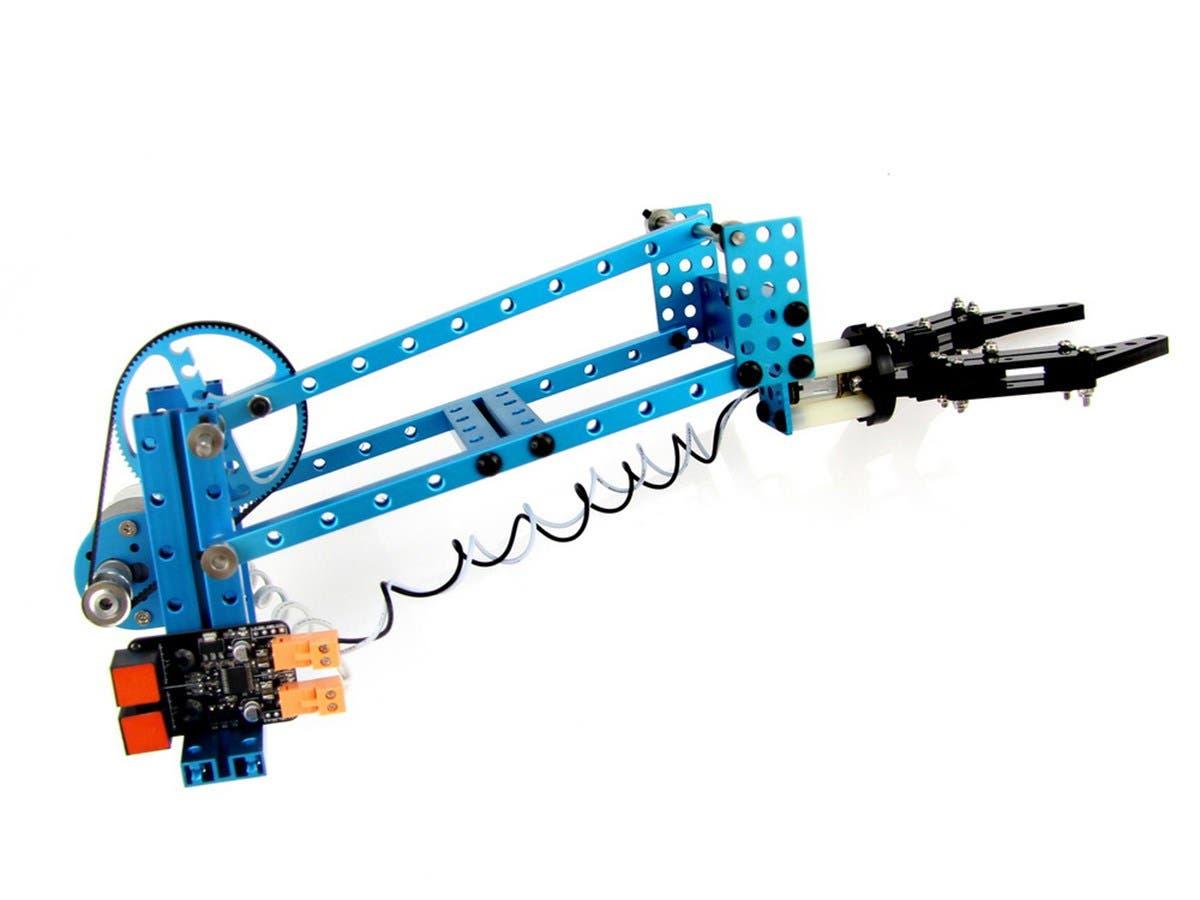 Robot Arm Add-On Pack for Starter Robot