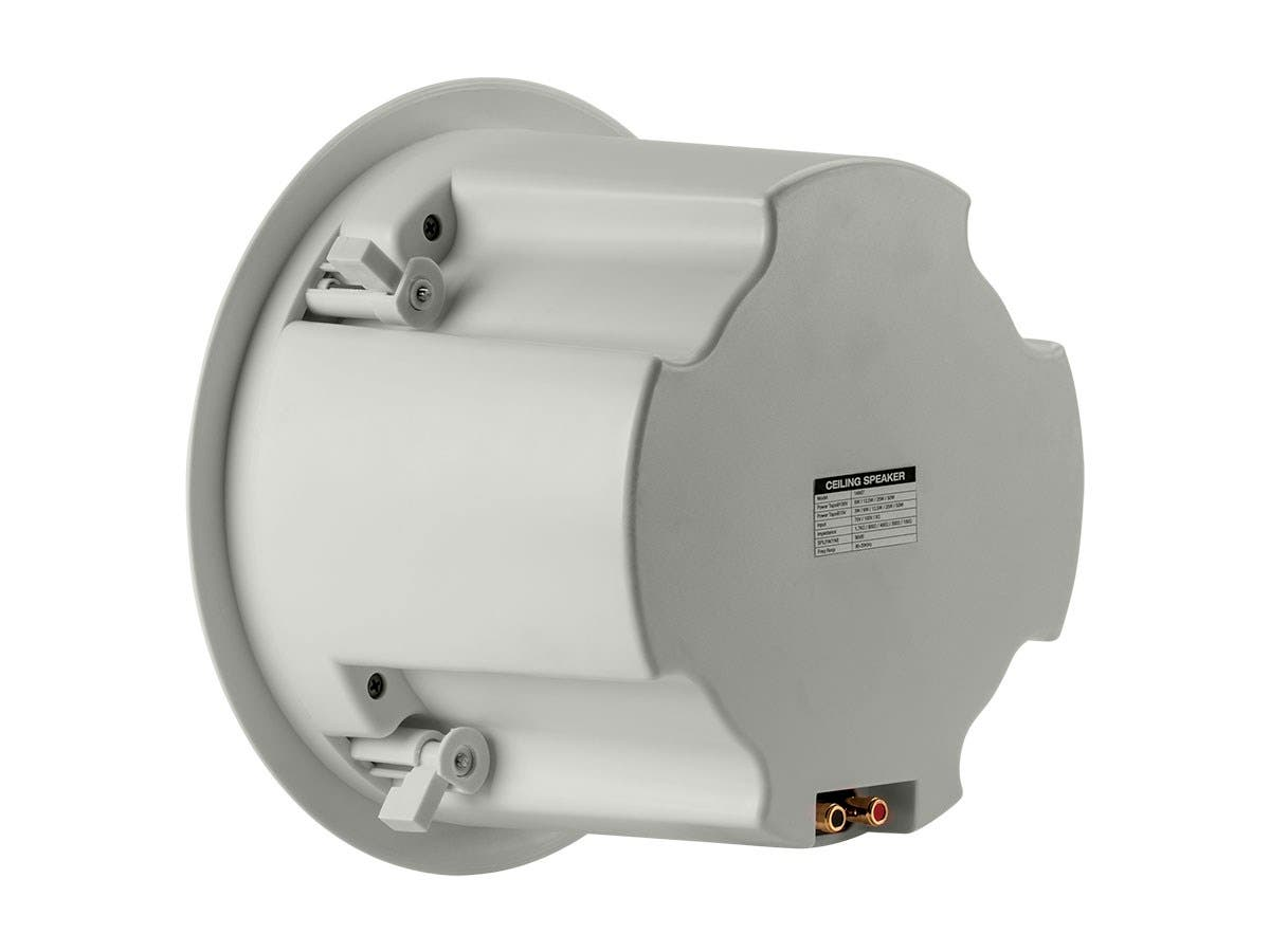 Commercial Audio 50w 6 5 Inch Coax Ceiling Speaker With