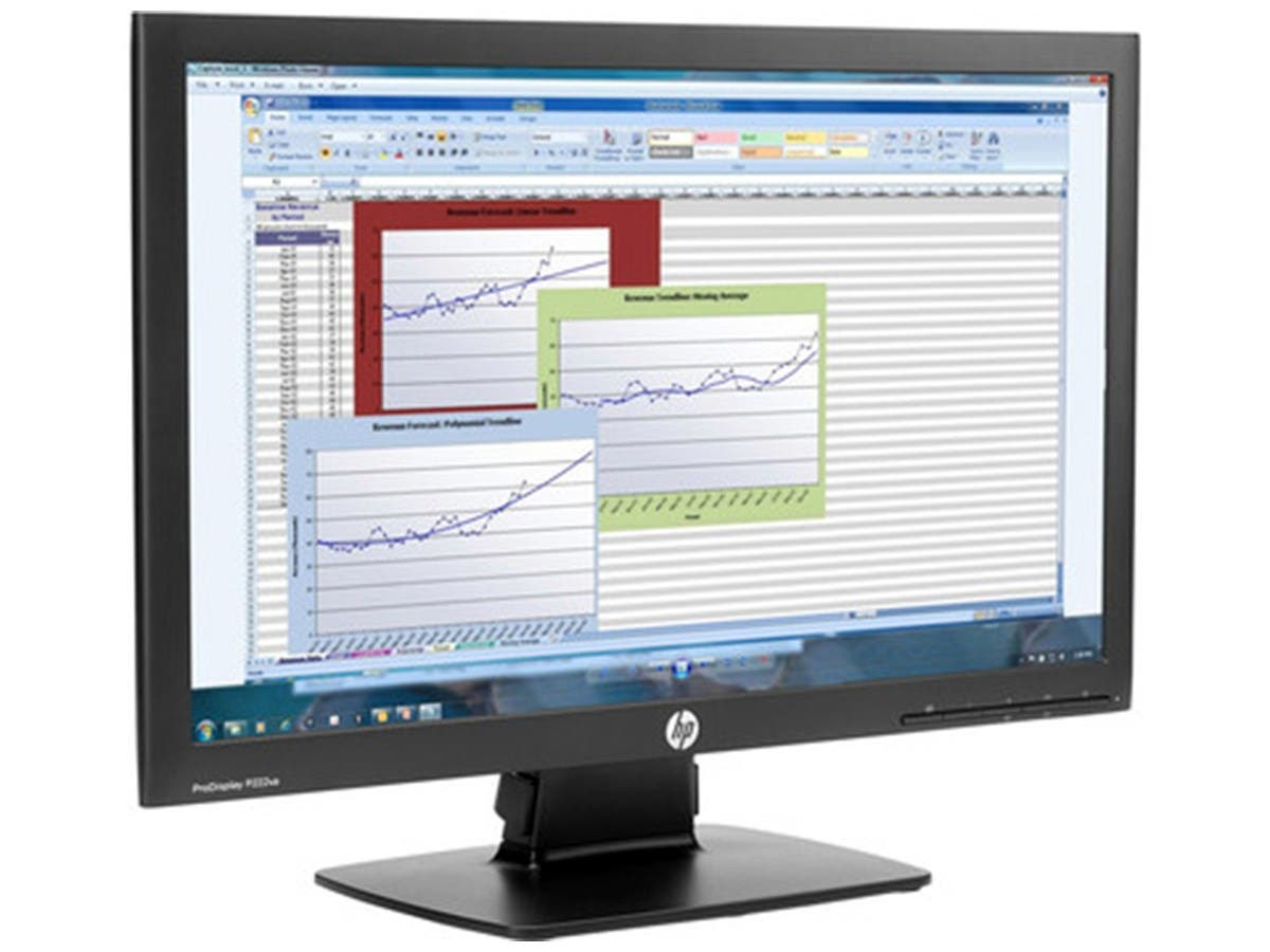 HP Pro Display K7X30A8#ABA 21.5-Inch Screen LED-Lit Monitor