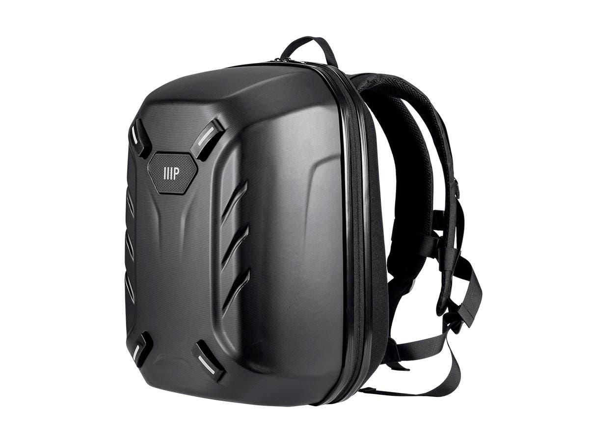 Hardshell Drone Backpack with EVA Foam - Fits Phantom 3 Standard / ADV / PRO-Large-Image-1