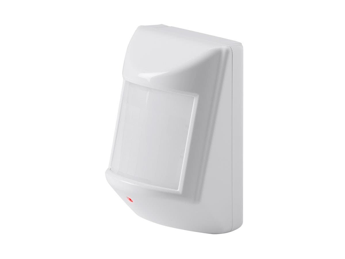 Z-Wave Plus PIR Motion Detector with Temperature Sensor, NO LOGO