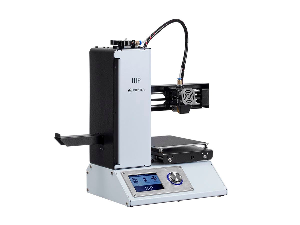 Monoprice Mp Select Mini 3d Printer V2 White Just Around The Corner Circuit Boards From Printers Cartridge Small Image 2
