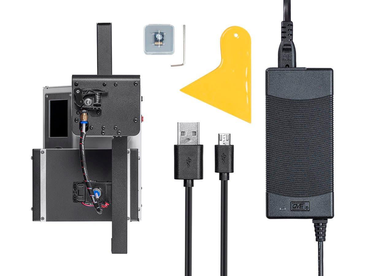 Monoprice MP Select Mini 3D Printer V2, White - Monoprice com
