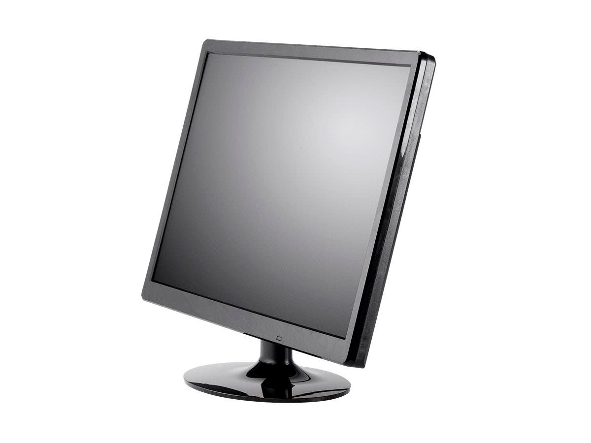 21.5-Inch 5-Wire Resistive LCD Touch Screen Monitor (16:9)