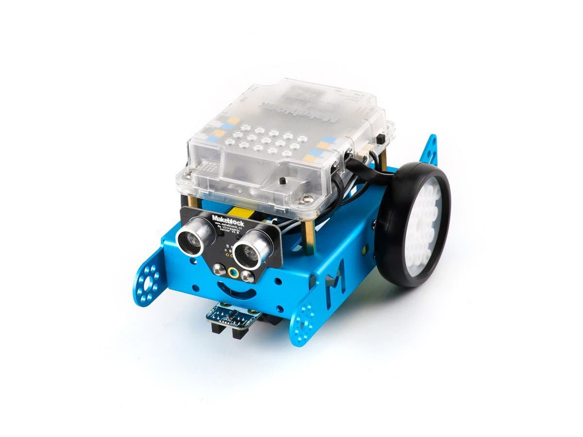 mBot v1.1 Wi-Fi Programmable Robot Kit, Beginner