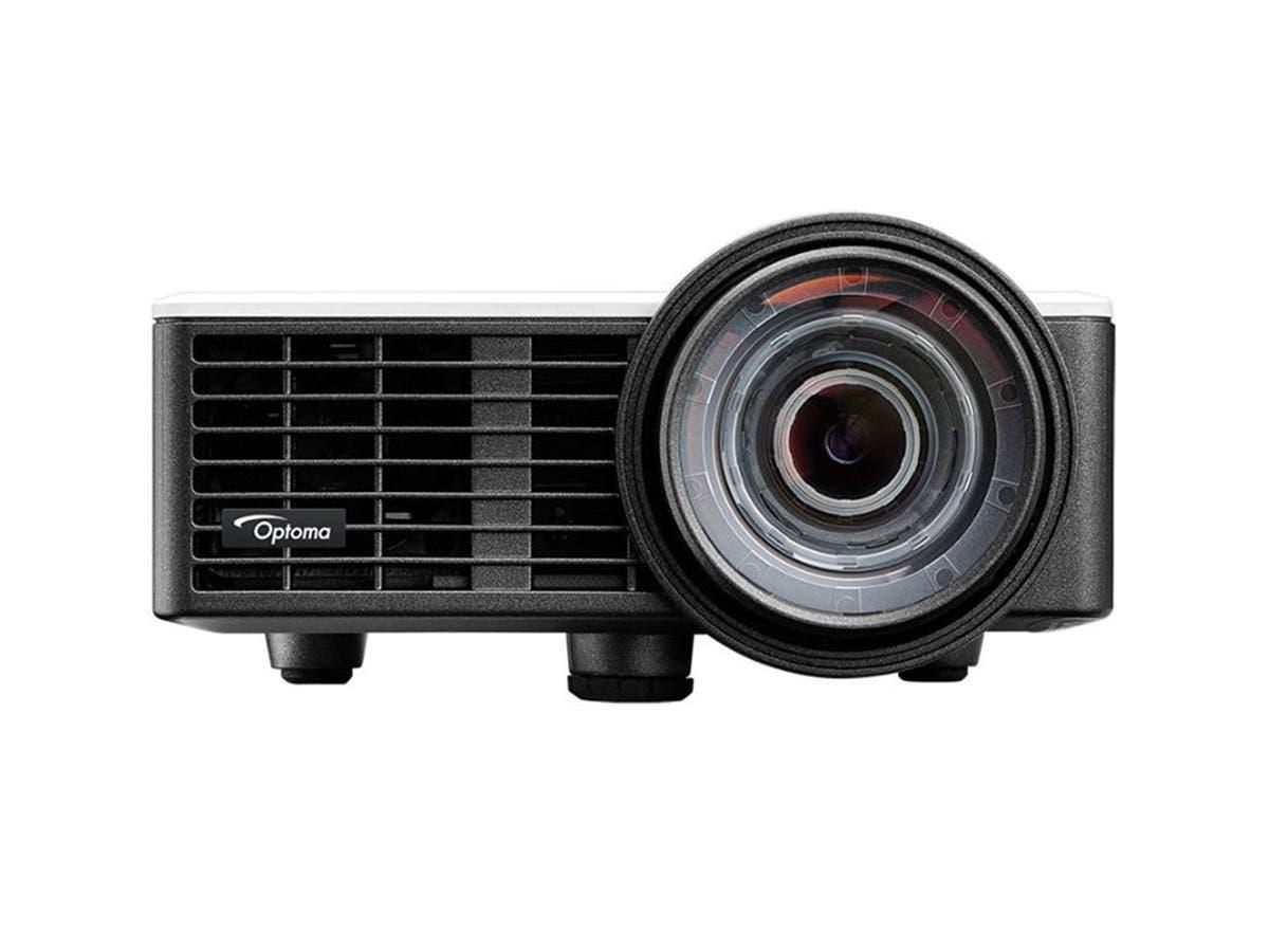 Optoma ML750ST WXGA 1280x800 3D Ready &00 Lumen Short Throw LED Projector-Large-Image-1