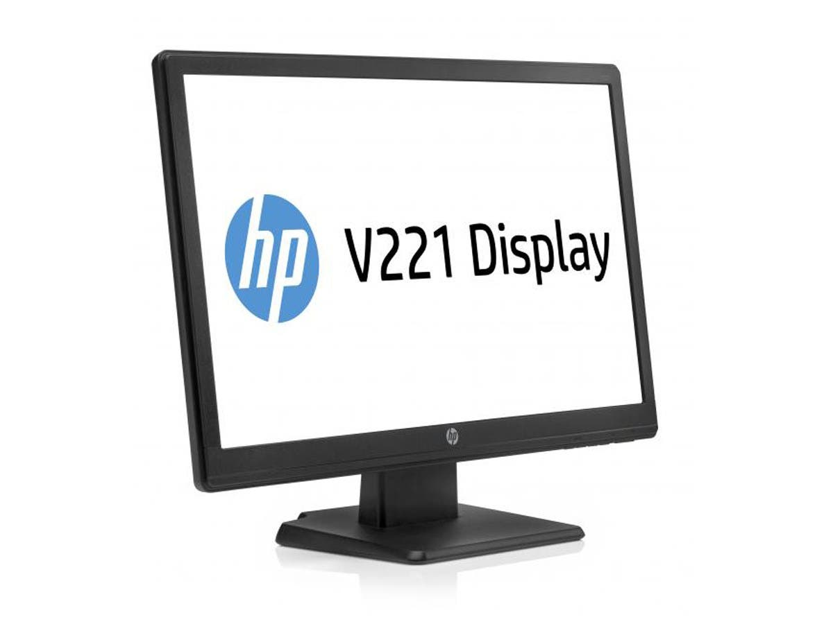 "HP Business V221 21.5"" LED LCD Monitor - 16:9 - 5 ms E2T08AA#ABA"