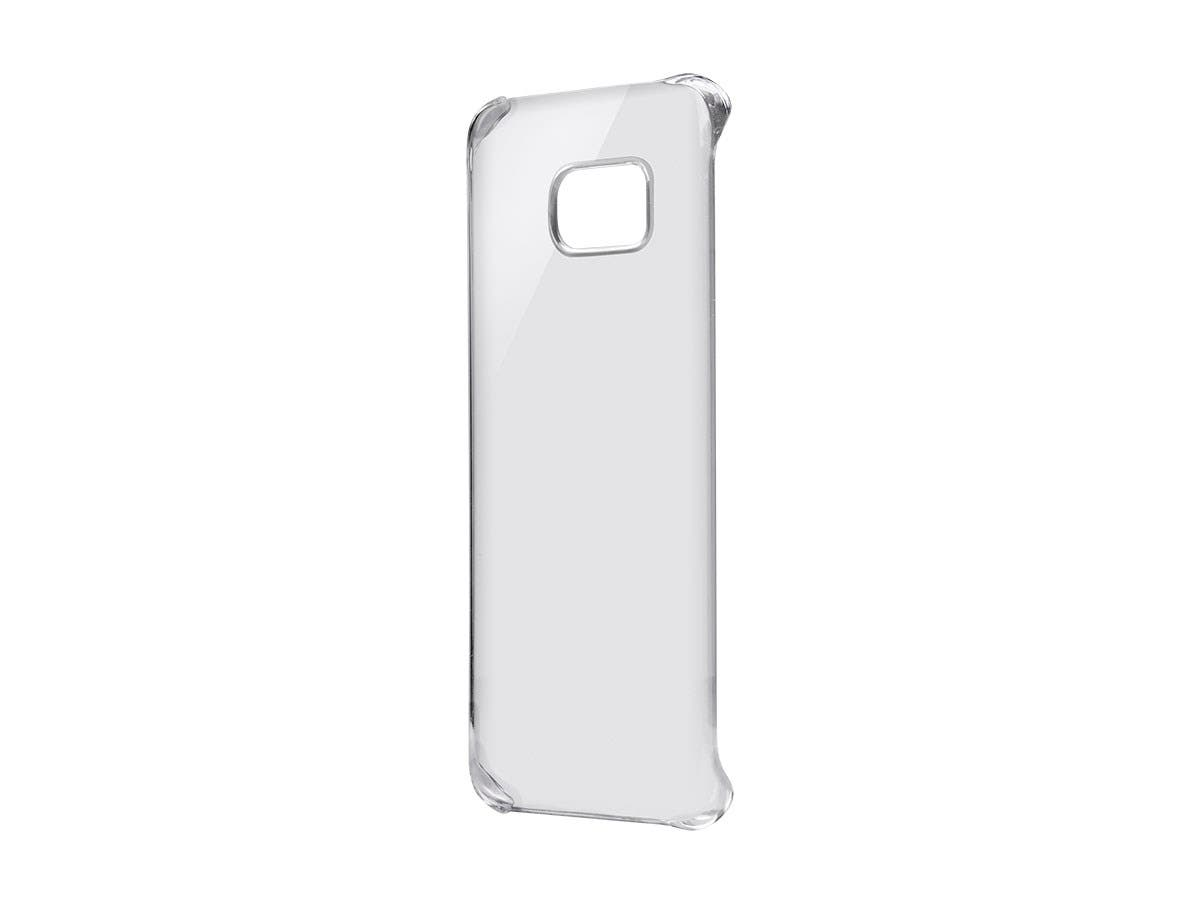 Hard Shell Case for Samsung S7 Edge, Clear