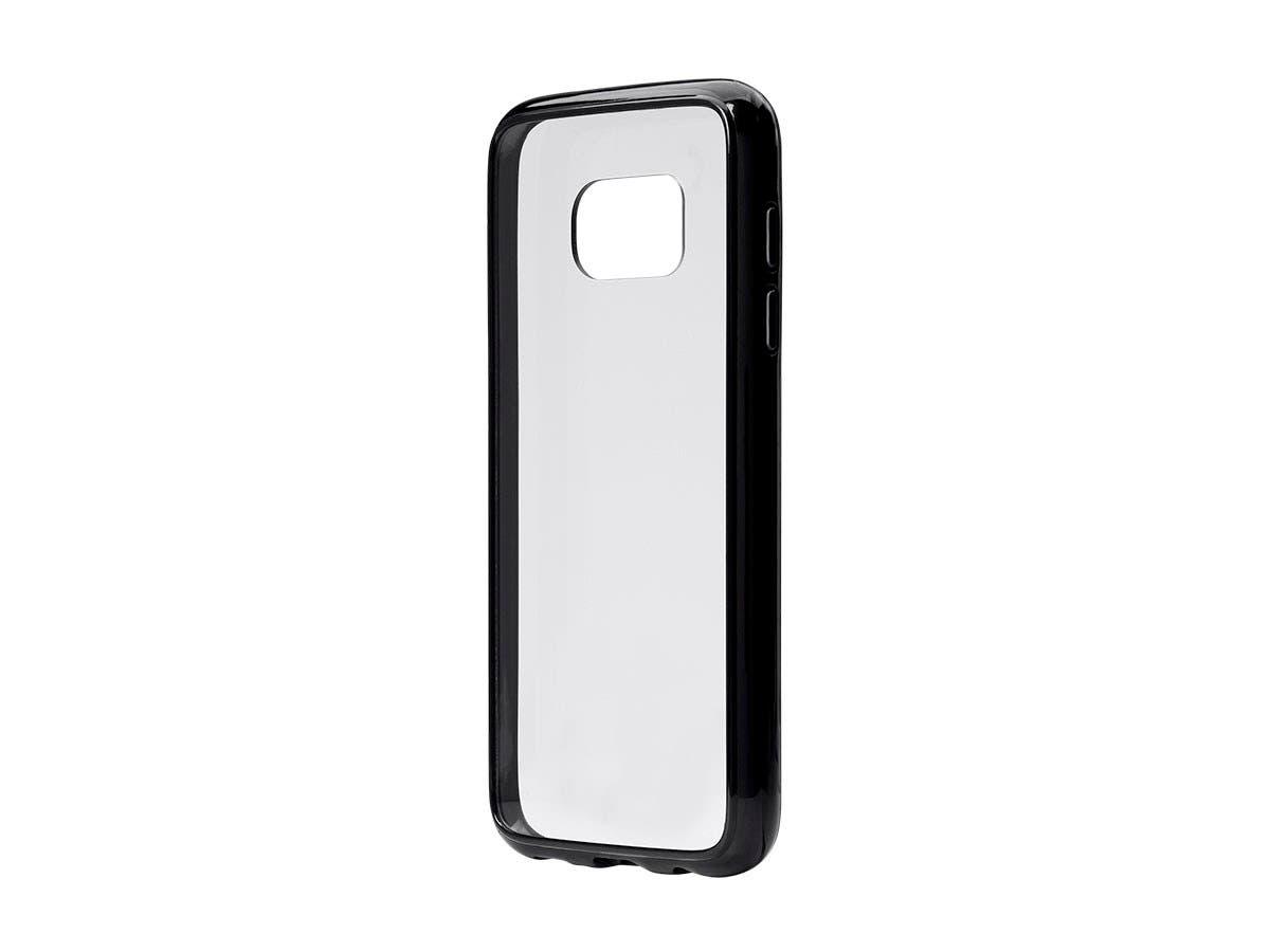 Monoprice Flex Case for Samsung S7, Black-Large-Image-1