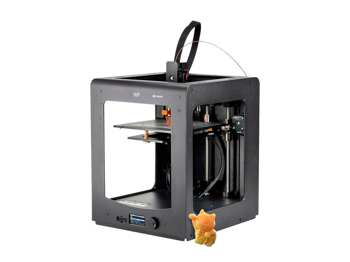 Monoprice Maker Ultimate 3D Printer - MK11 DirectDrive Extruder / 24V Power System-Large-Image-1